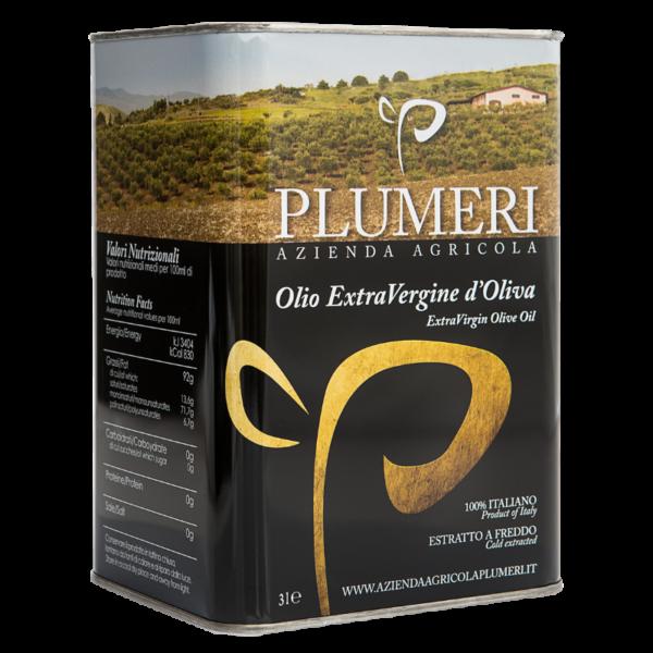 Olio Plumeri - Latta 3Lt