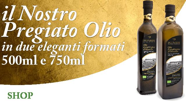 Olio Extravergine - Bottiglia